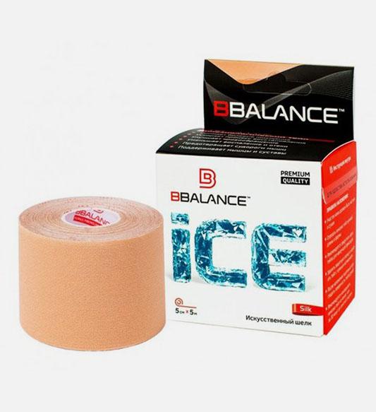 Кинезио тейп BBTape™ ICE 5см × 5м