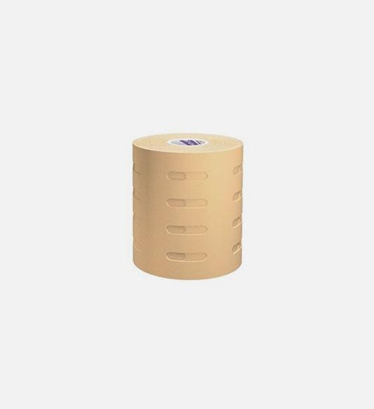 Перфорированный тейп для лица BB LYMPH FACE™ 7,5 см × 5 м бежевый